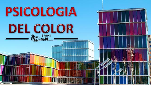 Psicología del color en proyectos arquitectónicos