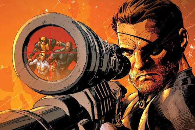 kekuatan nick fury adalah shield marvel comics