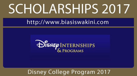 Disney College Program 2017