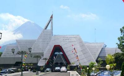 Museum Gunung Merapi, Geo Wisata di Kabupaten Sleman