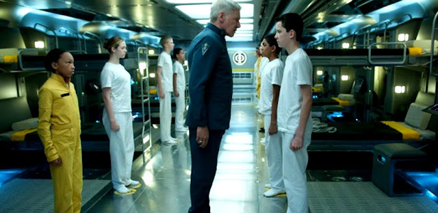 Ender's Game 2013 - Harrison Ford
