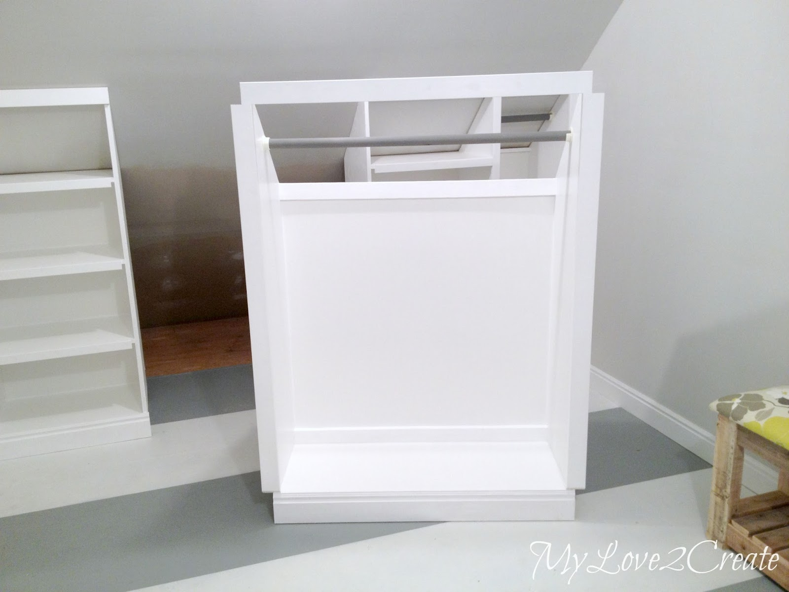 MyLove2Create, Closet/Laundry Room Makeover