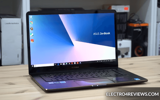 Asus ZenBook Pro 15 Review | electro4reviews