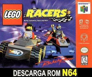 Lego Racers N64 Rom Espanol Nintendo 64 Descargar Rar Roms De