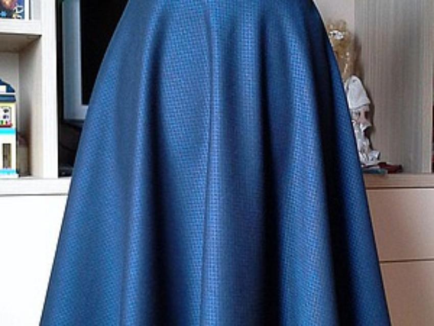 ημικλος φούστα