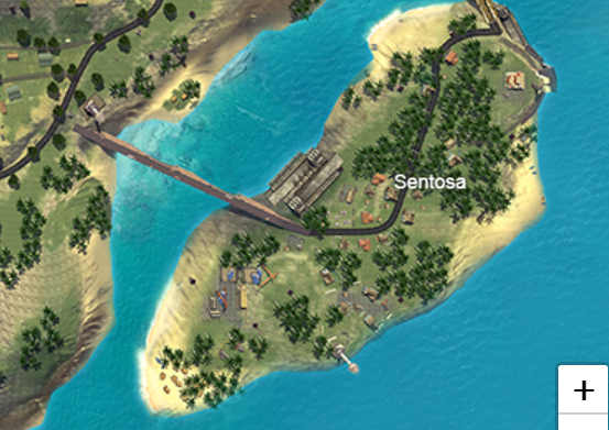 Bahas Event Winterland Free Fire, 5 Lokasi Terbaik Untuk Berburu Candy Canes Map Bermuda 4