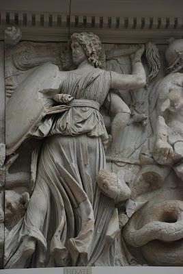 El Altar de Pérgamo.