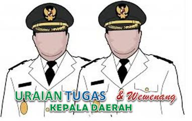 Tugas Dan Wewenang Kepala Daerah