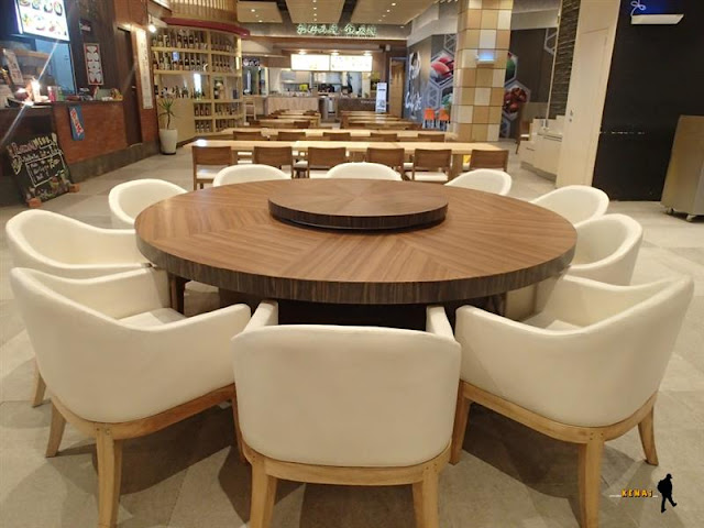aeon mall bsd city, food culture