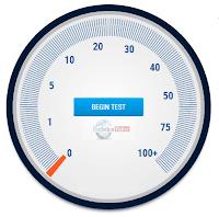 Online internet Speedtest mobil 4.5 G hız testi sorgula