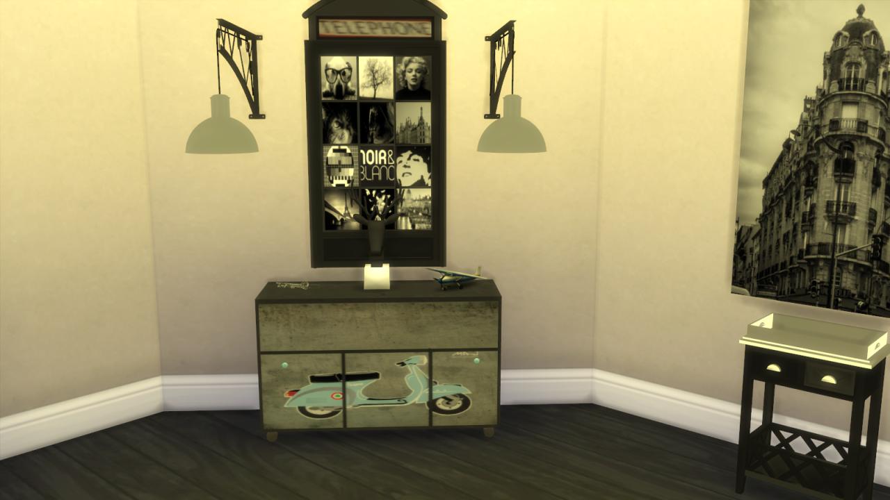 my sims 4 blog maison du monde by meinkatz. Black Bedroom Furniture Sets. Home Design Ideas