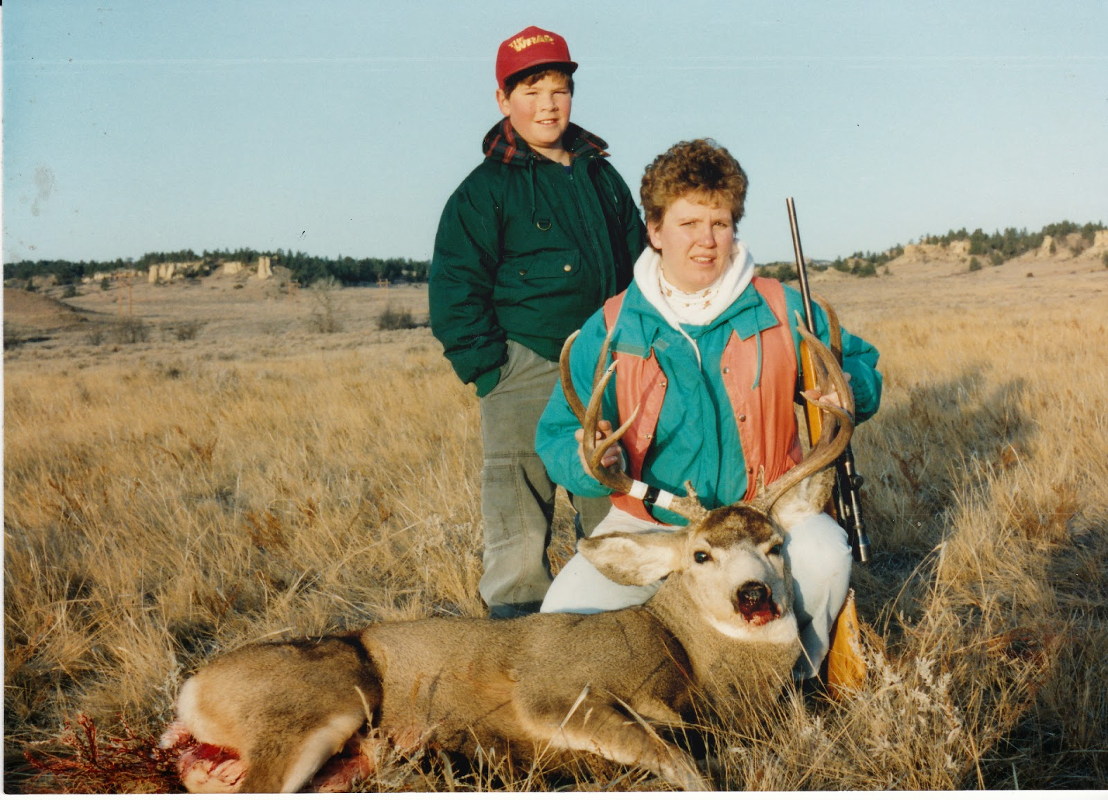 The Greatest Mule Deer Hunter: My Montana Hunt 2014