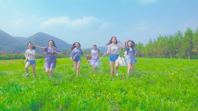 Peroleh Tampilan Menakjubkan Dalam 24 Jam MV 'Love Whisper' Gfriend