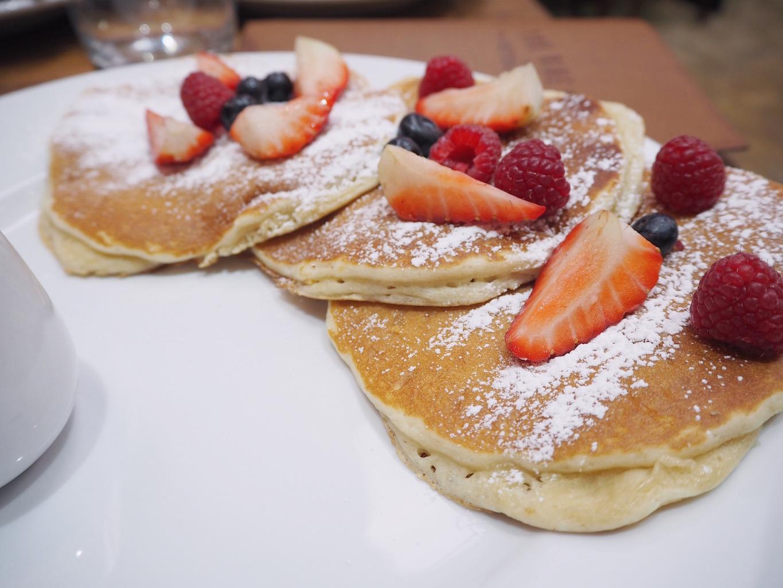 pancakes londres