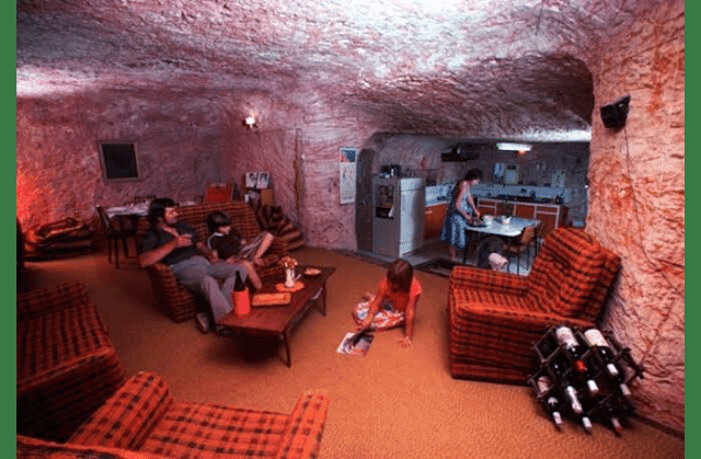 pictures of underground homes