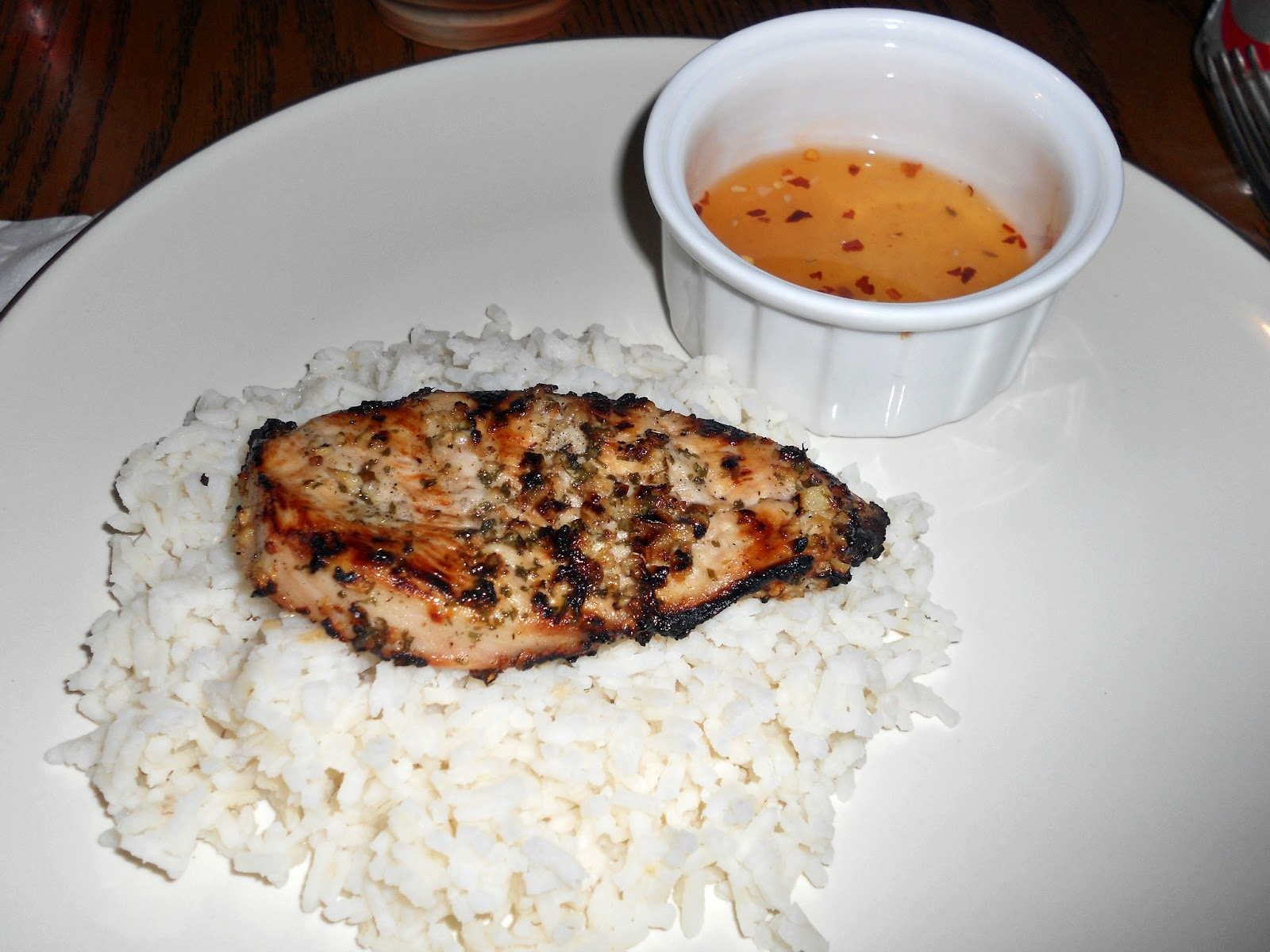 Thai Turkey With Spicy Dipping Sauce Hezzi Ds Books And Cooks