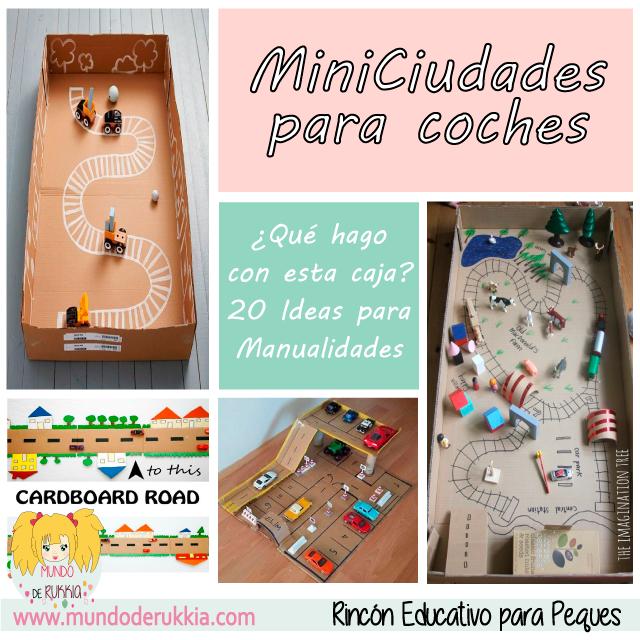 manualidades-carton-niños