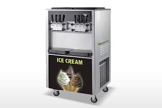 mesin pembuat ice cream
