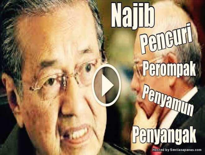 Najib-Rosmah Perompak