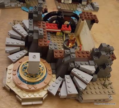 Base of temple of Airjitzu