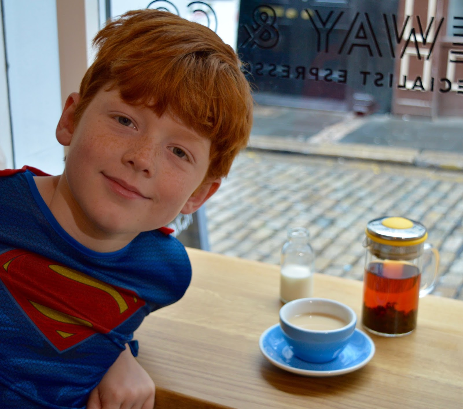 Laneway & Co - An Independent Coffee Shop in Newcastle serving FREE Babyccinos