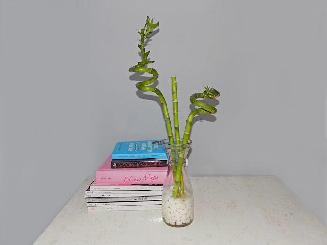 DIY: Букет из стеблей бамбука
