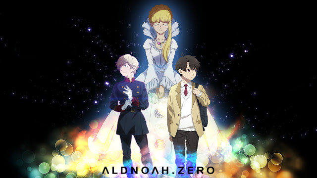 Aldnoah Zero Season 2 Wallpaper