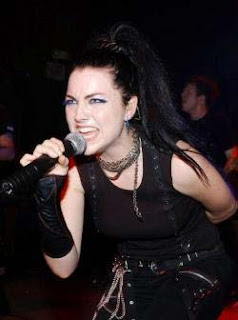 Biography Amy Lee - Evanescence singer