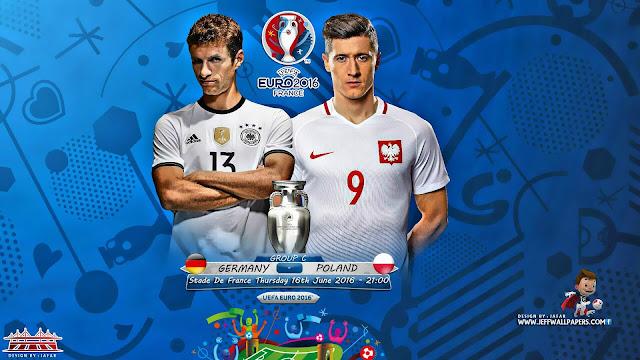 Alemanha x Polônia (16/06/2016) - Euro Copa - Prognóstico, Horário e TV