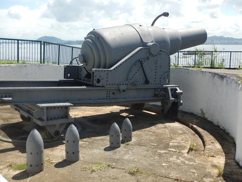 Fortaleza de São João e Forte São José