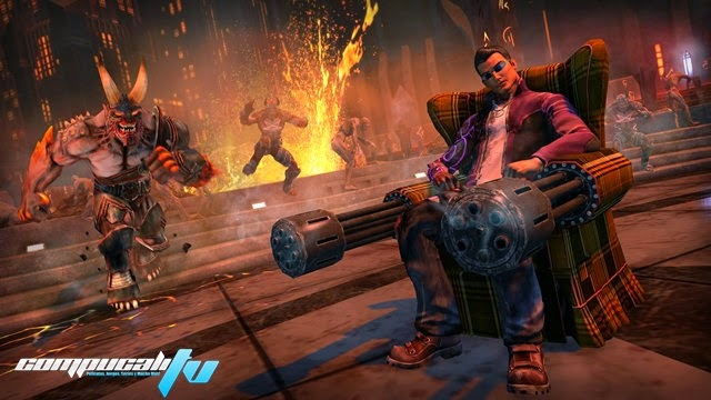 Imagenes de Saints Row Gat out of Hell PC
