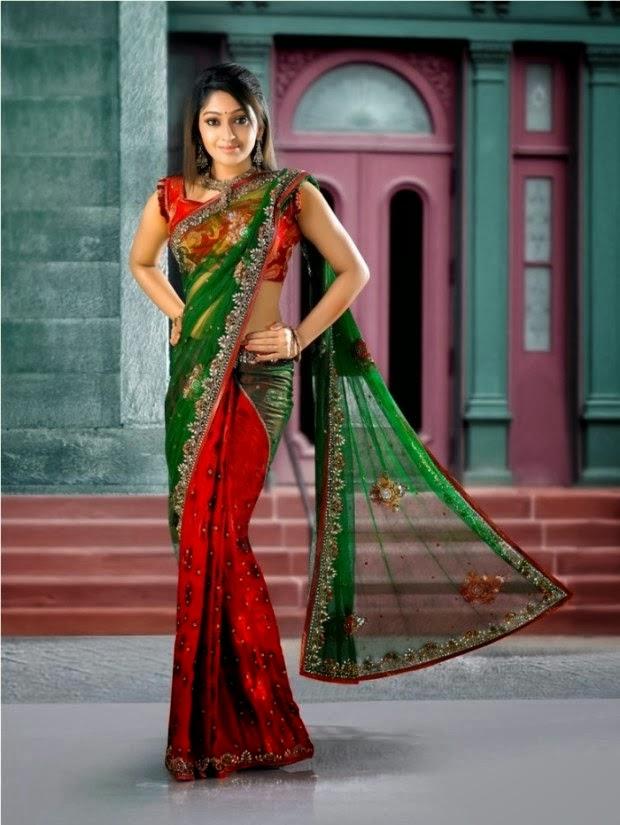Taml actress Mithra Kurian hot images