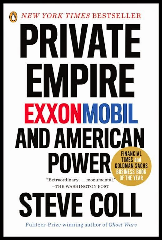 32 Alessandro-Bacci-Middle-East-Blog-Books-Worth-Reading-Coll-Private-Empire-ExxonMobil-and-American-Power
