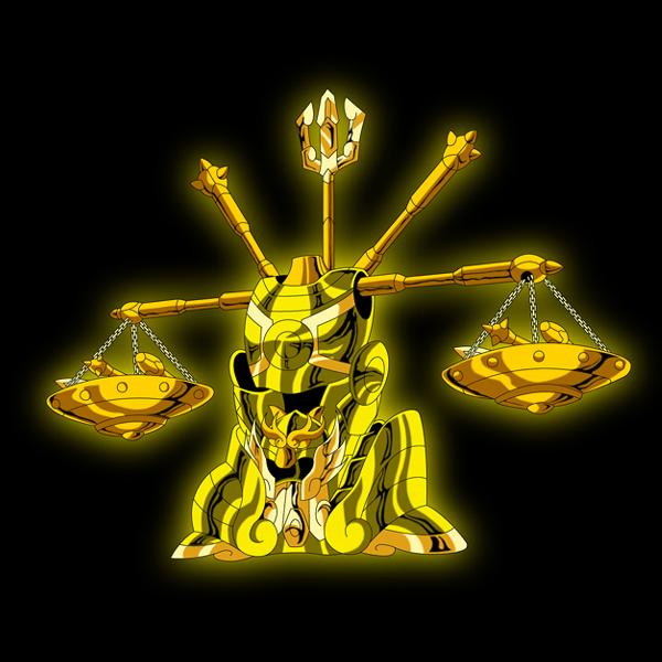 Byell's blog: Cavaleiros de Ouro - Saga Saint Seiya