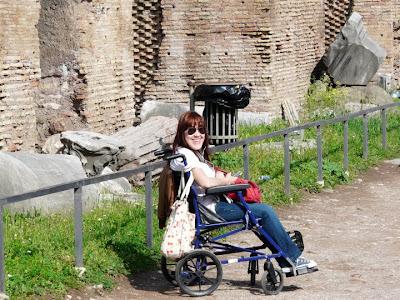 Dans la peau d'un handicapé mon expérience personnelle