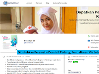 Lowongan Perawat Domisili Padang Butuh Cepat (Lamaran di proses dalam 5 hari)
