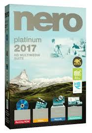 Nero 2017 Platinum 18.0.06100 %25C3%25ADndice