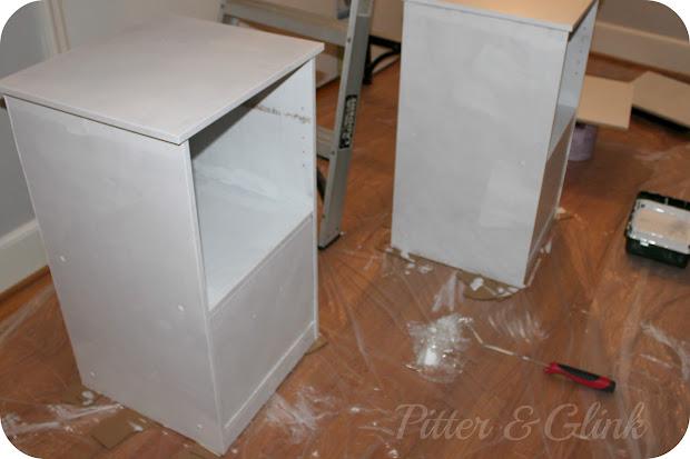 Pitterandglink Craft Room Corner Desk