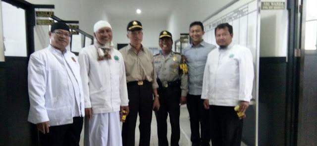 Sambangi Mapolres Klaten, LUIS Tanyakan Kelanjutan Kasus Siyono