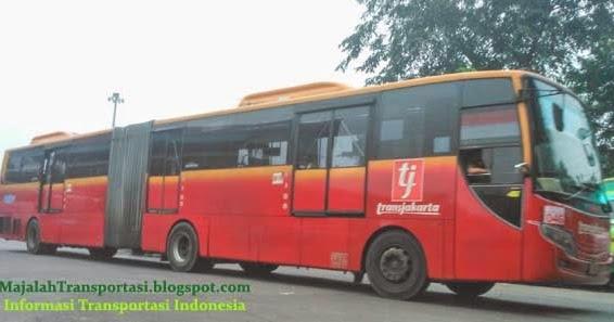 Rute Bus Transjakarta E Transportasi