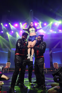 Sunny Leone Dancing on stage At Rogue Movie Audio Music Launch ~  118.JPG