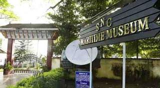 SNC Maritime museum , Kochi INS Dronacharya