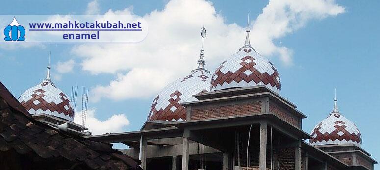 Kubah Masjid Enamel Harga Murah Grobogan