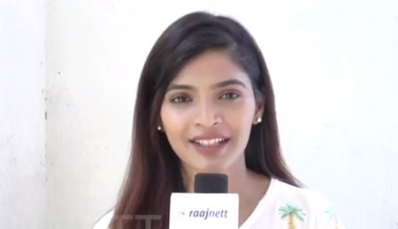 Sanchita Shetty interview | Yenda Thalaiyila Yenna Vekkala Movie Promotion