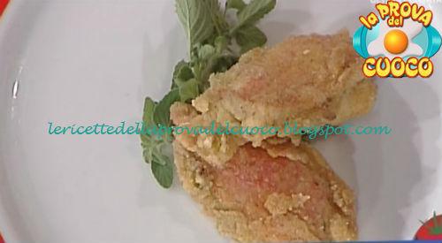 Triglie in carrozza con carciofi ricetta De La Paz da Prova del Cuoco