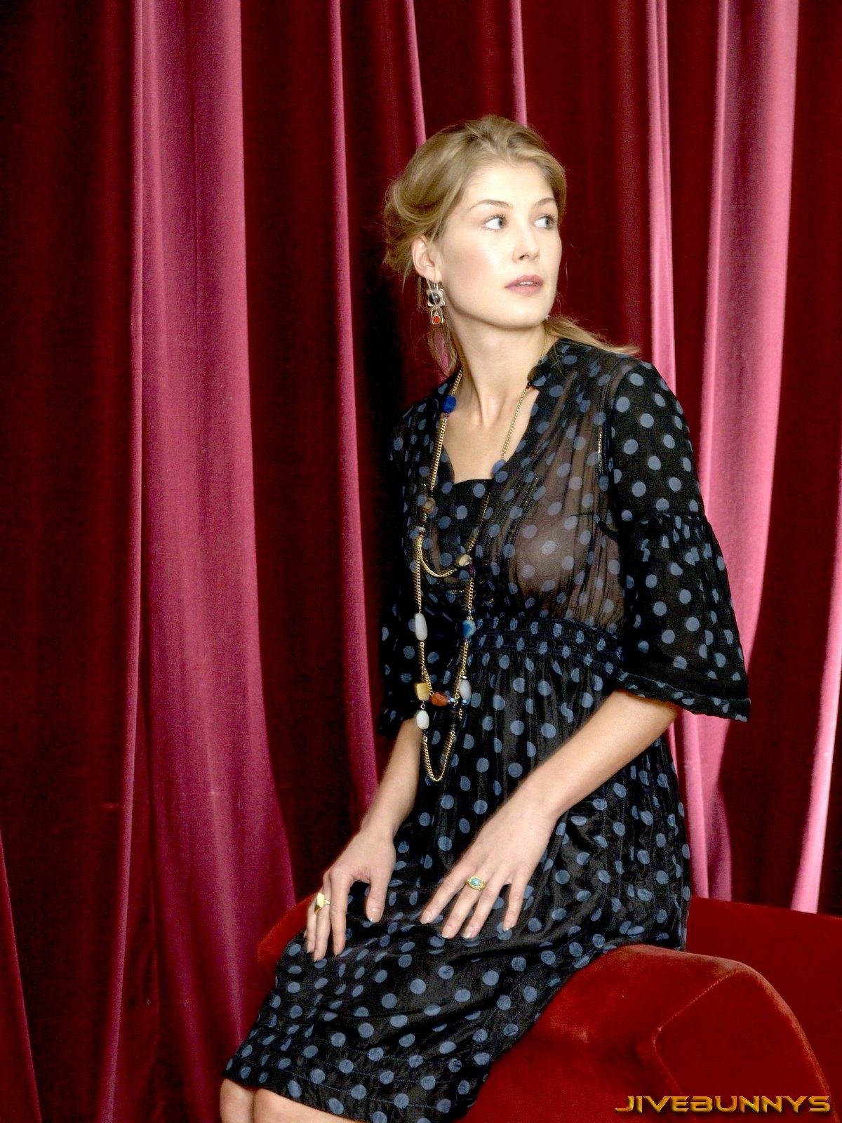 Rosamund Pike Sexy Photos