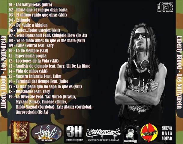 rap argento
