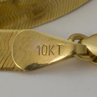 ouro 10k, ouro 416