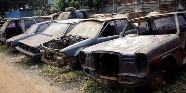 Peduli Lingkungan Toyota Akan Daur Ulang Mobil Bekas