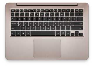 ZenBook UX330UA Touchpad